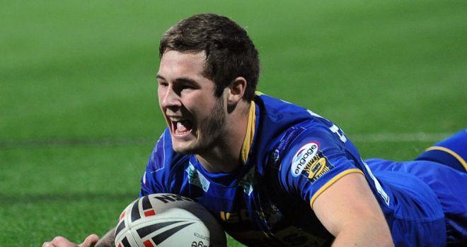 Zak Hardaker: Will face Cumbria
