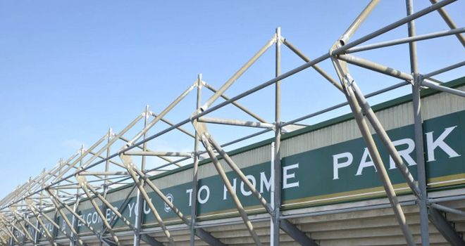 Home Park: Brent vows improvement