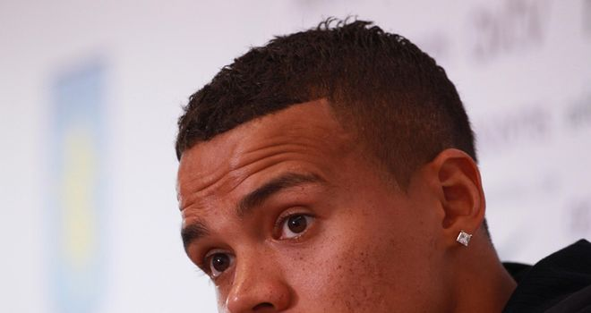 Jenas: Hoping regular football for Villa will be enough to get him noticed by Capello