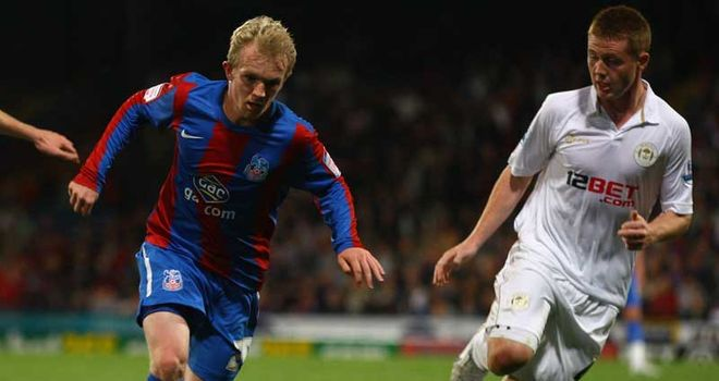 Williams: Agreed new four-year deal at Crystal Palace