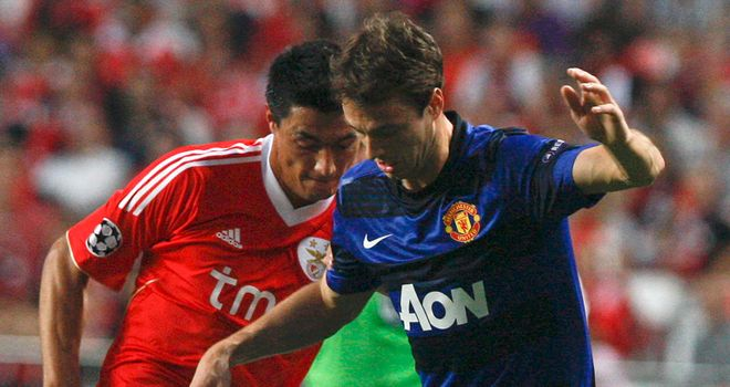 Evans: Has touched on the difficulty of winning away from home in the Champions League