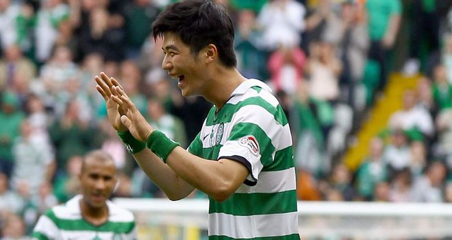 Ki Sung Yueng: Young midfielder has already won 23 caps for his country