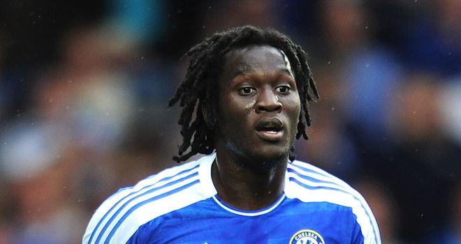 Romelu Lukaku: Has made just 10 appearances for Chelsea since arriving