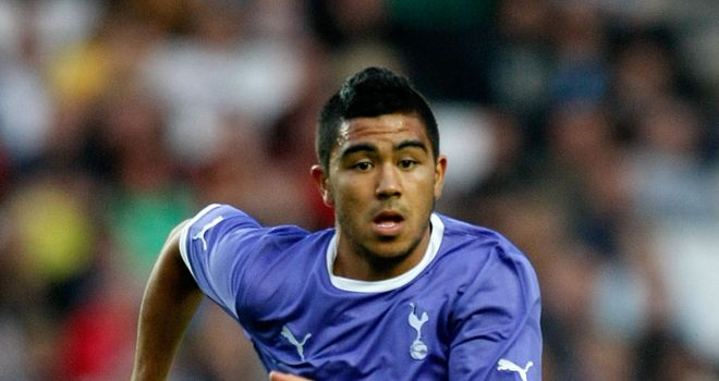 Massimo Luongo: Has joined Ipswich on a season-long loan deal from Spurs