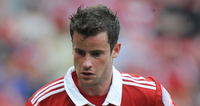 Matthew Bates: Middlesbrough captain suffered a knee injury in the 1-1 draw at Ipswich