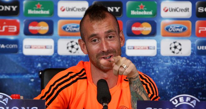 Meireles: Says Liverpool broke a promise but he is excited by the 'golden opportunity' ahead at Chelsea