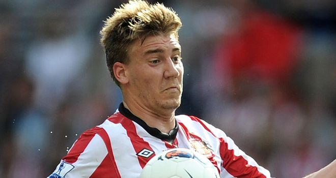 Nicklas Bendtner: Works hard for the team, but Bruce feels he can get more goals