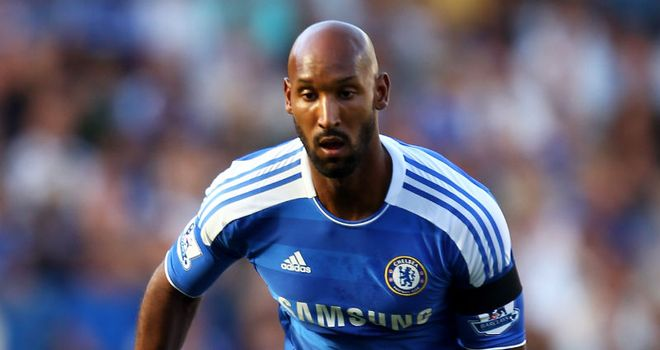 Nicolas Anelka: Did not travel with Chelsea to Germany on Tuesday