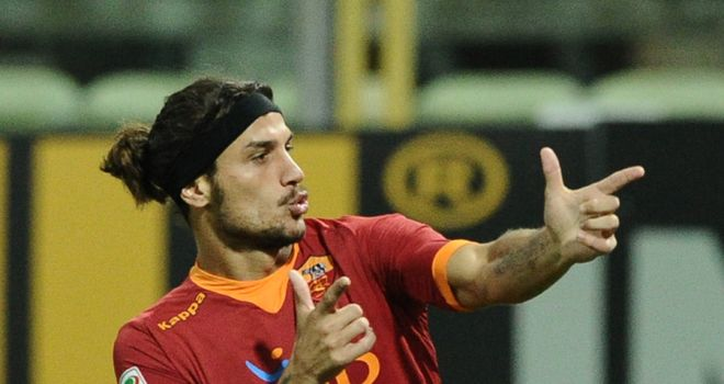 Pablo Osvaldo: Has hit back at criticism of his inclusion