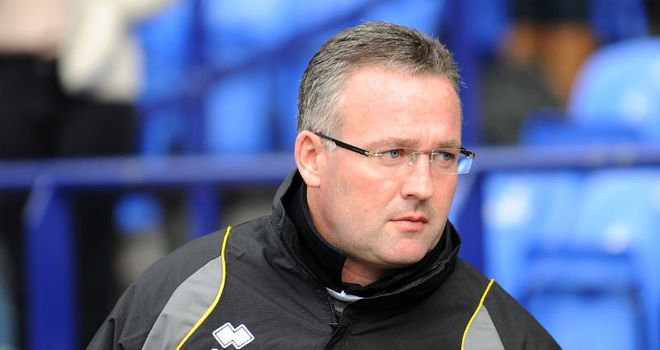 Lambert: new man in charge at Villa Park