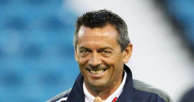 Phil Brown: New Hartlepool United boss