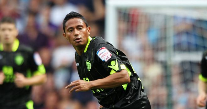 Ramon Nunez: Signed new four-year deal to keep him at Leeds until 2015
