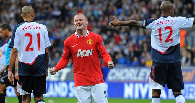 Rooney: Will be a marked man after scoring eight Premier League goals this season