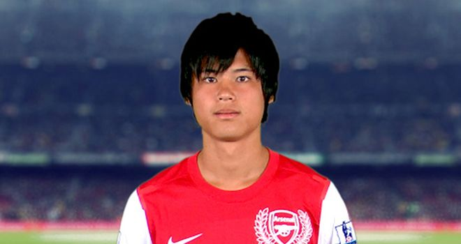 Ryo Miyaichi: On his way to Bolton