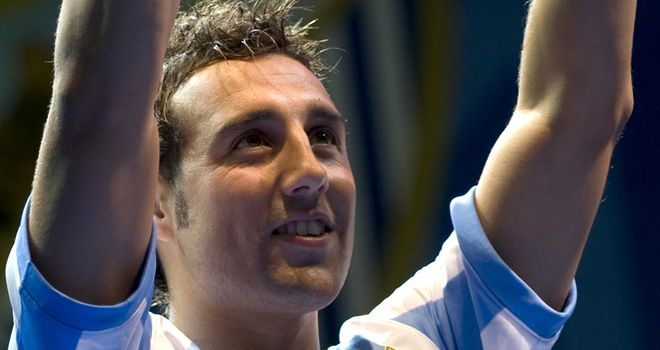 Cazorla: Opens his account for Malaga as they get their campaign off to a win