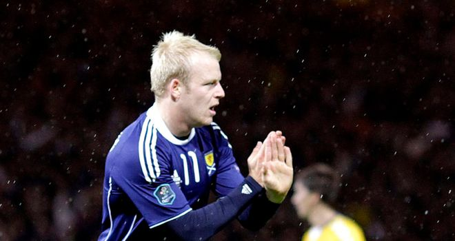Steven Naismith: Believes players should have the right to choose to represent Team GB