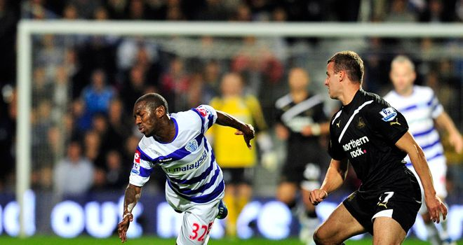 Wright-Phillips: Named man of the match after a thrilling debut display