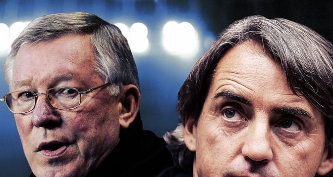 Mancini: The Italian knows Ferguson poses an immense challenge
