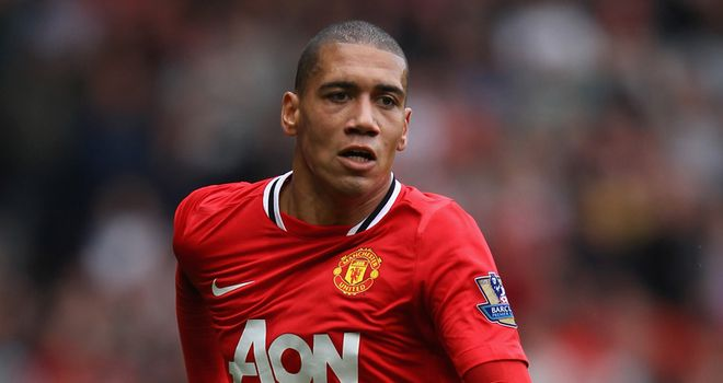 Chris Smalling: Performances at right-back have earnt him an England call-up