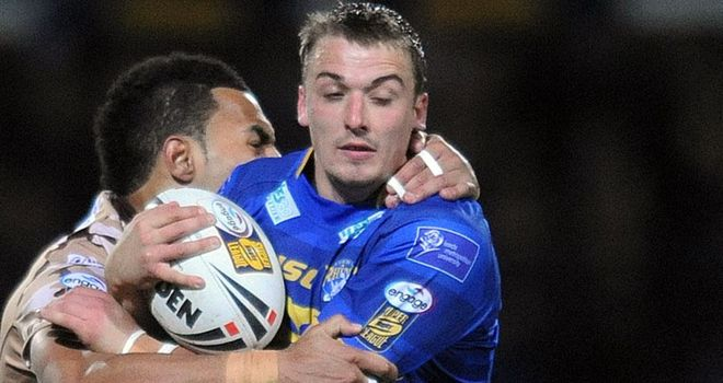 Lee Smith: back in Rhinos squad