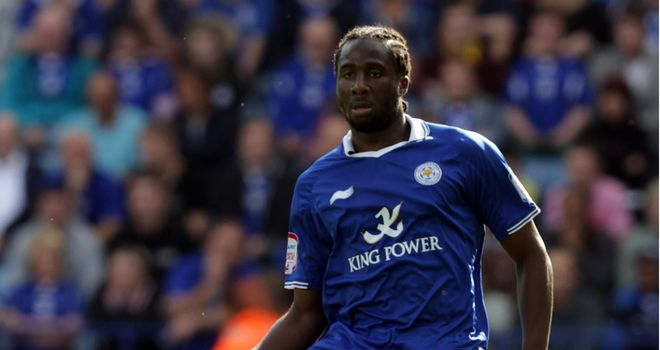 Bamba: Foxes defender could be rewarded with new contract