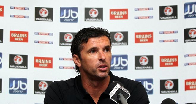Gary Speed: Had overseen a recent run of four wins in five games with Wales
