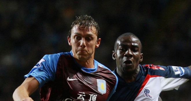 Stephen Warnock: Aston Villa full-back ready to accept his manger's call