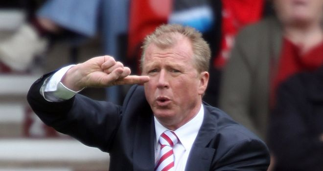 McClaren: Disappointed with his players' insipid performance at Turf Moor