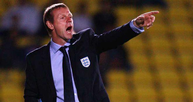 Stuart Pearce: Says Wayne Rooney must learn from his dismissal against Montenegro