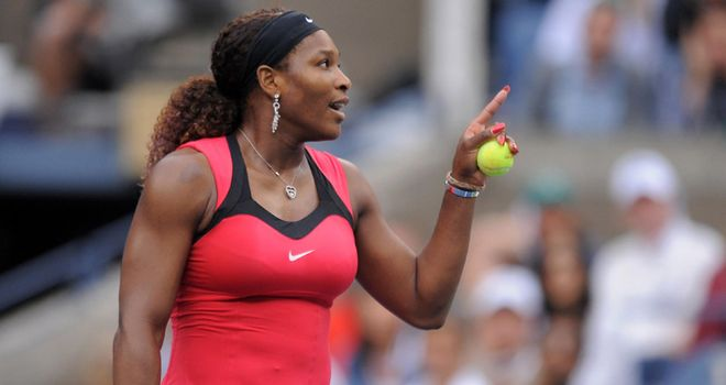 Serena Williams: Has avoided ban