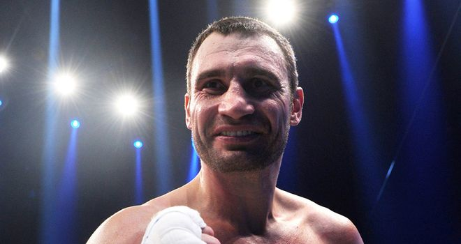 Klitschko: wants to KO Haye