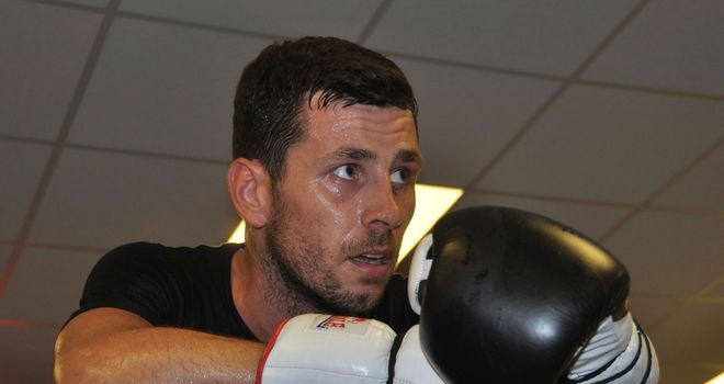 Darren Barker: Injury-jinx has struck again