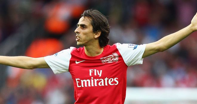 Yossi Benayoun: Is keen to break into the Arsenal team and earn a permanent deal at the Emirates