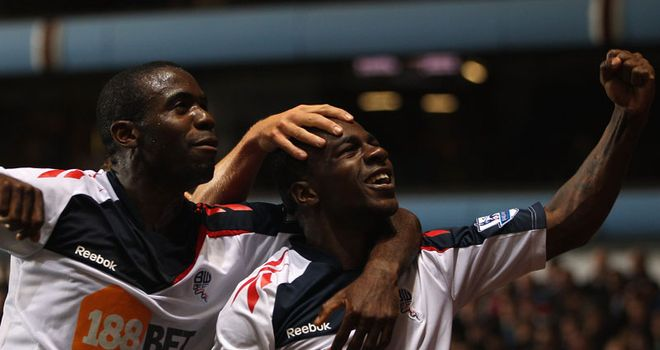 Kakuta: Bolton's on-loan winger Gael Kakuta ready to make a splash in the first team