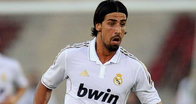 Sami Khedira: Could be back in time for the last 16 of the UEFA Champions League