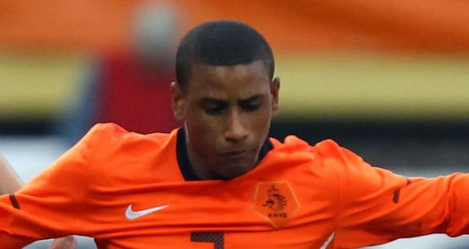 Narsingh: Has ruled out leaving Heerenveen in January