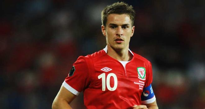 Ramsey: Hopeful of big future with Arsenal and Wales