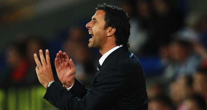 Gary Speed: Looking for another positive performance against Switzerland