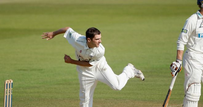 Spinning around: Wainwright plans to be a key player in all formats for his new county