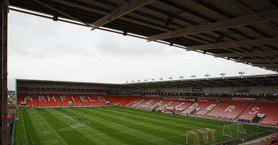 Bloomfield Road: Louis Almond is a product of Blackpool's academy system