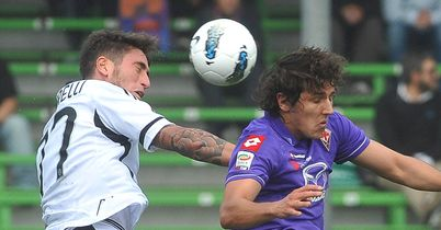 Mattia Cassani: The defender has completed his switch from Palermo to Fiorentina