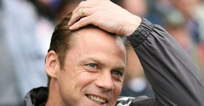 Dickov: Relieved figure