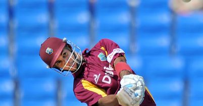 Lendl Simmons: Impressed during recent one-day series with Bangladesh