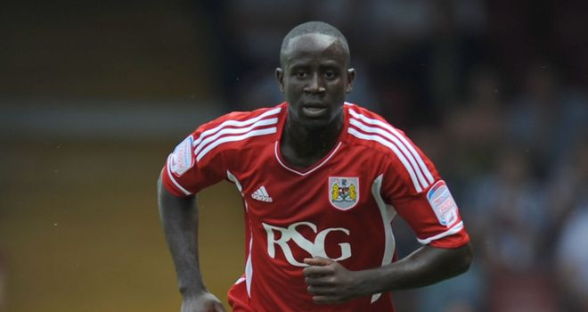 Albert Adomah: Opened the scoring for Bristol City at Kilmarnock