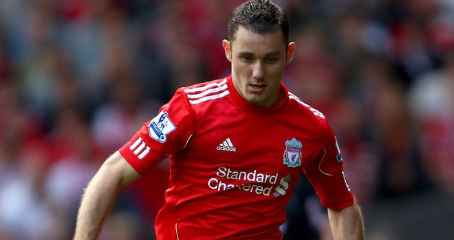 Fabio Aurelio: Liverpool defender sets his eyes on more playing time