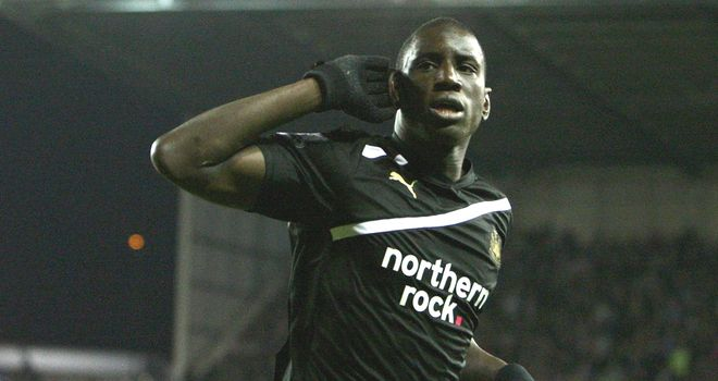 Demba Ba: Has been on top goalscoring form so far this season