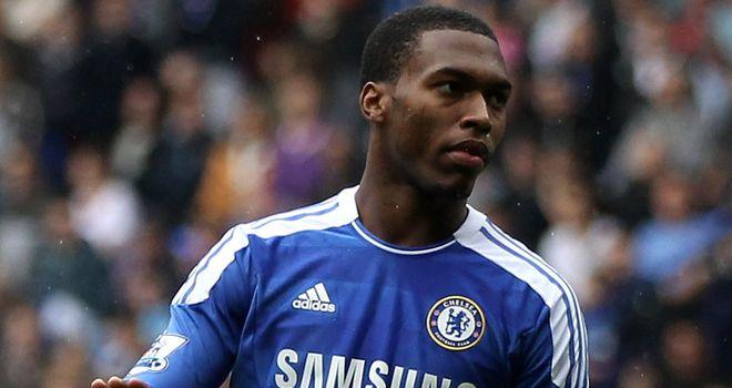 Daniel Sturridge: Insists he has matured during his time at Stamford Bridge