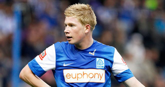 Kevin De Bruyne: Set for medical at Chelsea on Monday ahead of proposed £6.7million switch