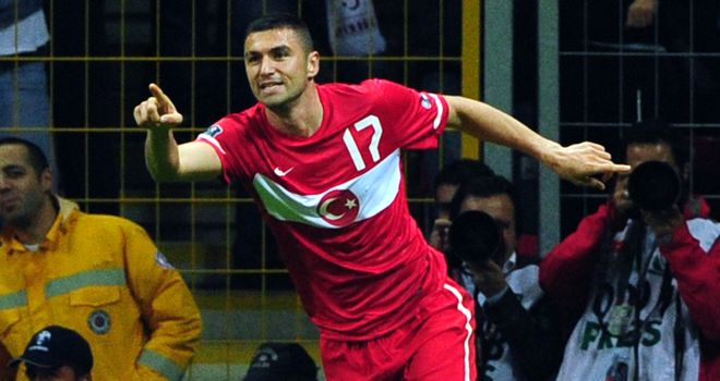 Burak Yilmaz: Linked with a move to England