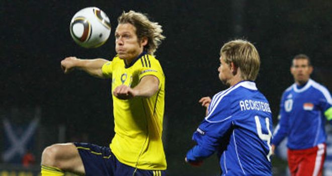 Craig Mackail-Smith: Was happy with Scotland's performance to defeat a resolute Liechtenstein outfit